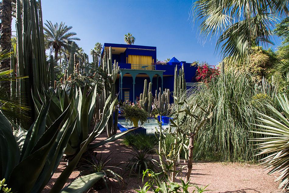 Fabian Fröhlich, Jardin Majorelle Marrakech, Berber Museum