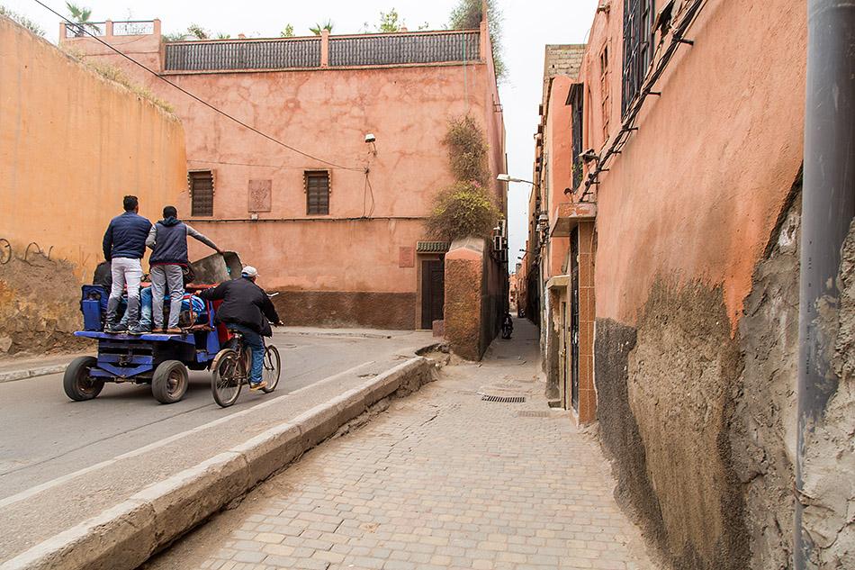 Fabian Fröhlich, Marrakesch, Museum of Marrakech