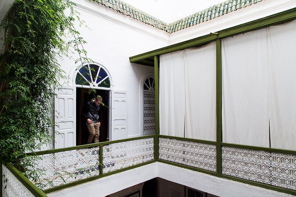 Fabian Fröhlich, Marrakesch, Medina, Photography Museum