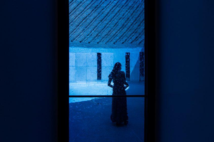 Fabian Fröhlich, Musée Yves Saint Laurent Marrakech,