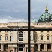Fabian Fröhlich, Baustelle Humboldt Forum im Berliner Schloss, Schlüterhof