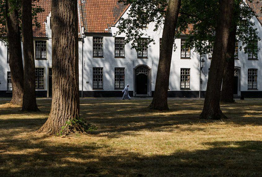 Fabian Fröhlich, Brügge, Bruges, Begijnhof