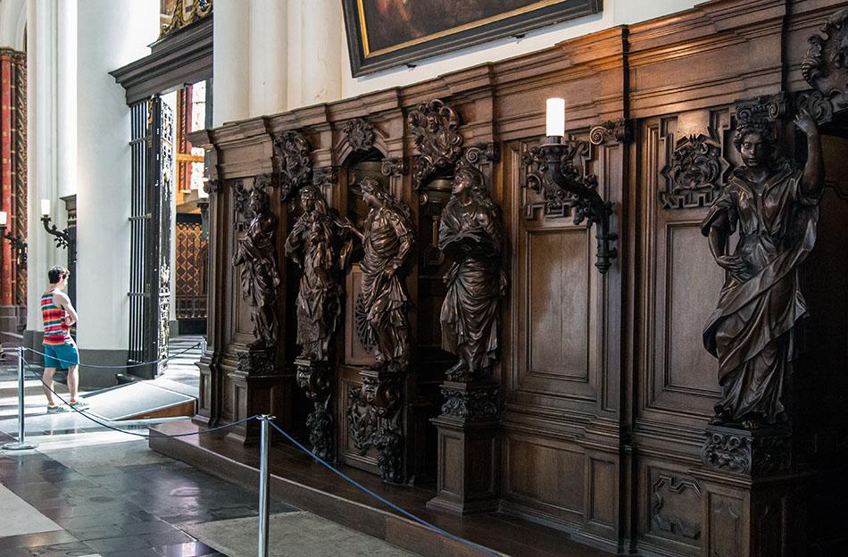 Fabian Fröhlich, Brügge, Bruges, Onze-Lieve-Vrouwekerk