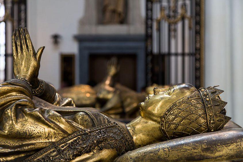 Fabian Fröhlich, Brügge, Bruges, Onze-Lieve-Vrouwekerk, Prunkgrab der Maria von Burgund