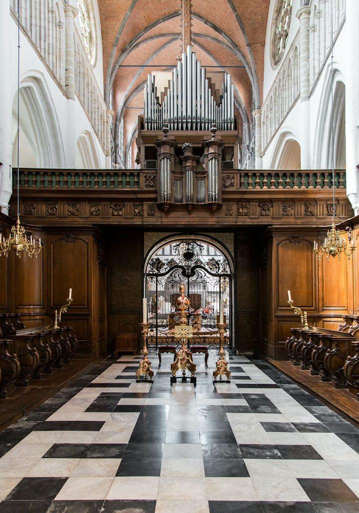 Fabian Fröhlich, Brügge, Bruges, Liebfrauenkirche