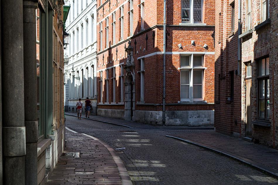Fabian Fröhlich, Brügge, Bruges, Oosterlingenplein