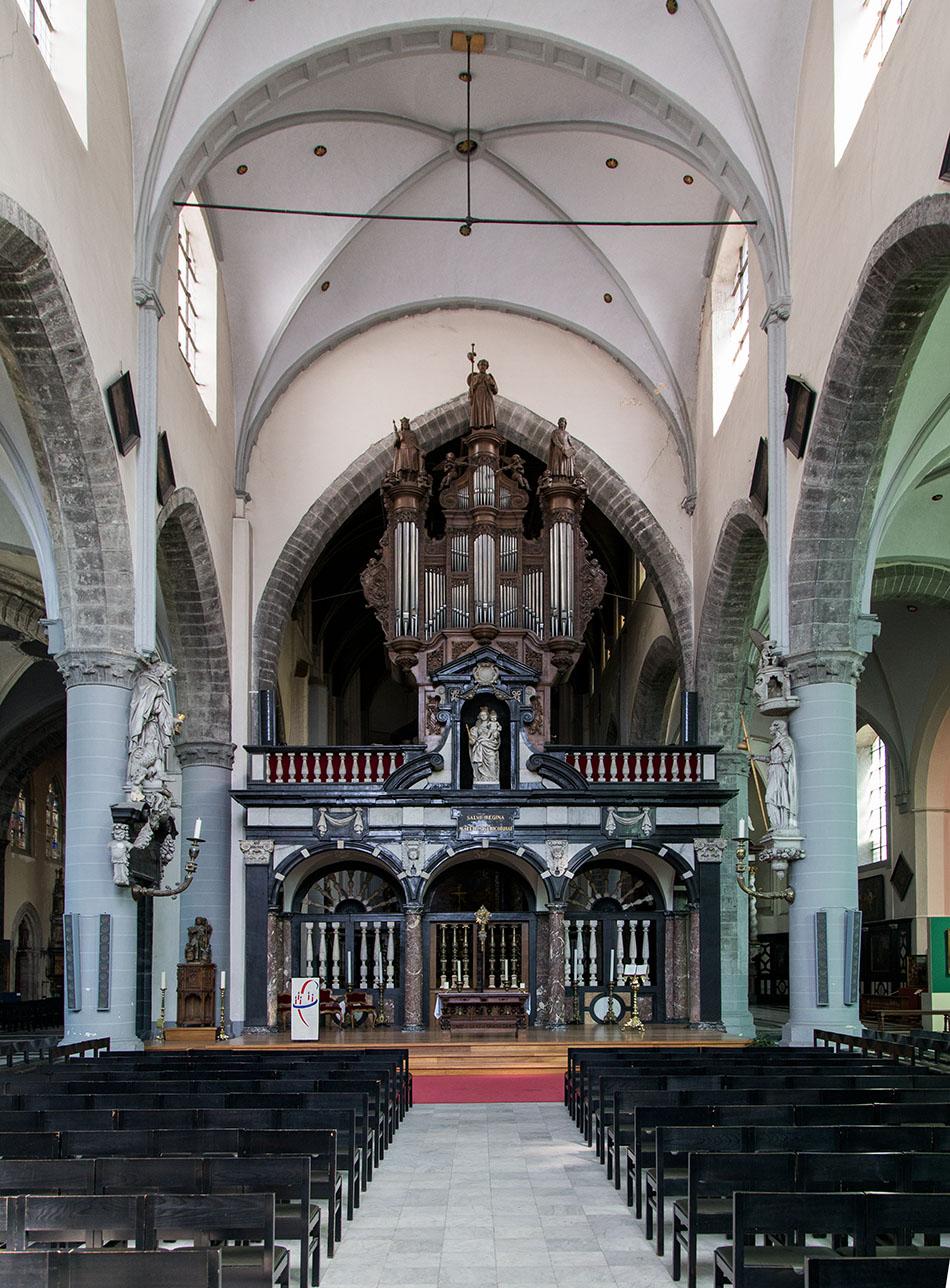 Fabian Fröhlich, Brügge, Bruges, Sint-Jacobskerk