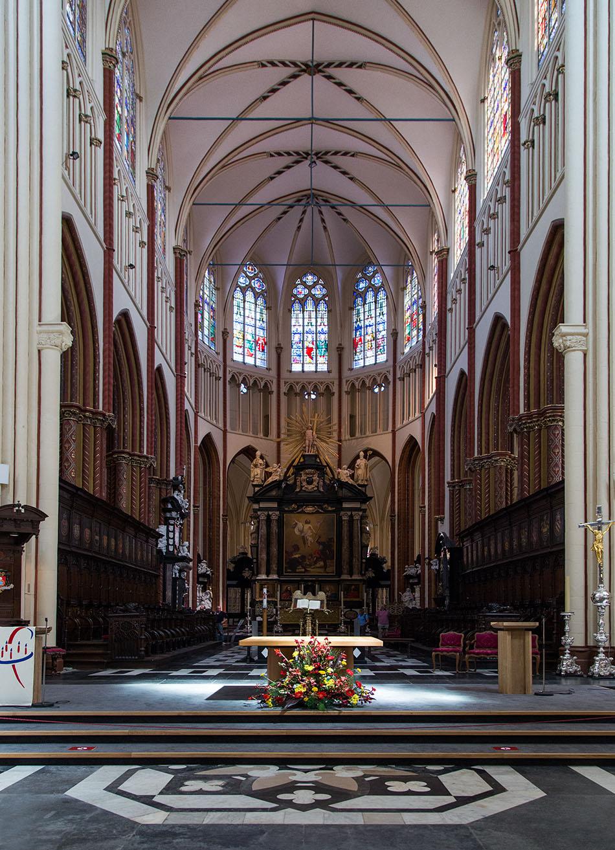 Fabian Fröhlich, Brügge, Bruges, Sint-Salvators-Kathedrale