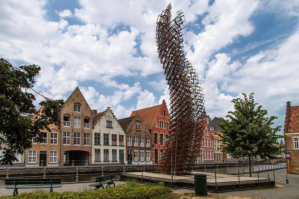Fabian Fröhlich, Brugge Triennale 2018, John Powers, Lanchals