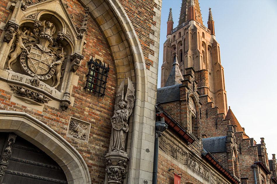 Fabian Fröhlich, Brügge, Bruges, Gruuthuse