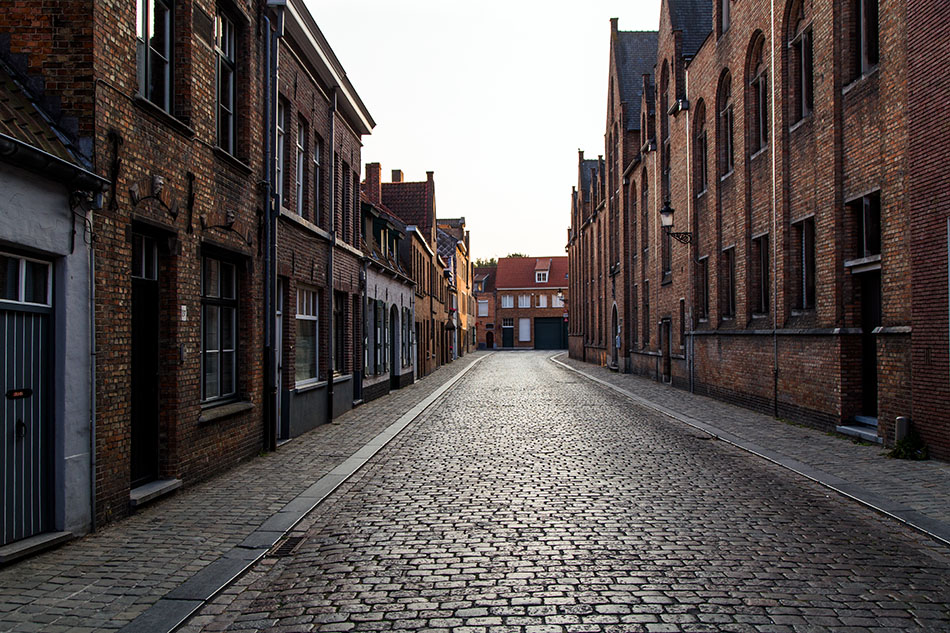 Fabian Fröhlich, Brügge, Bruges, Zonnekemeers