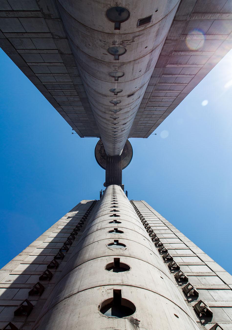 Fabian Fröhlich, Novi Beograd, Genex-Turm