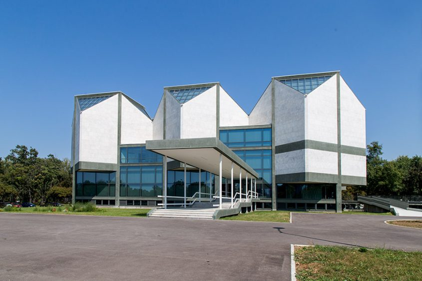 Fabian Fröhlich, Novi Beograd, Museum Contemporary Art, Mocab