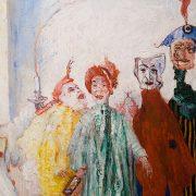 Fabian Fröhlich, Brüssel, Royal Museums of Fine Arts of Belgium, James Ensor, The Strange Masks