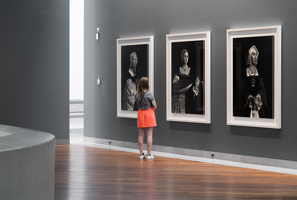 Fabian Fröhlich, Brüssel, Royal Museums of Fine Arts of Belgium, Hiroshi Sugimoto, Portraits