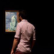 Fabian Fröhlich, Brüssel, Royal Museums of Fine Arts of Belgium,René Magritte, The Flavour of Tears