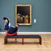 Fabian Fröhlich, Brüssel, Royal Museums of Fine Arts of Belgium, Jacques-Louis David, Der Tod des Marat