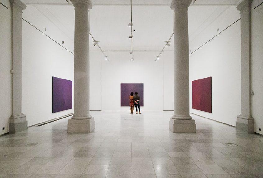 Fabian Fröhlich, Brüssel, Royal Museums of Fine Arts of Belgium, Michel Mouffe, Thinking the Veil