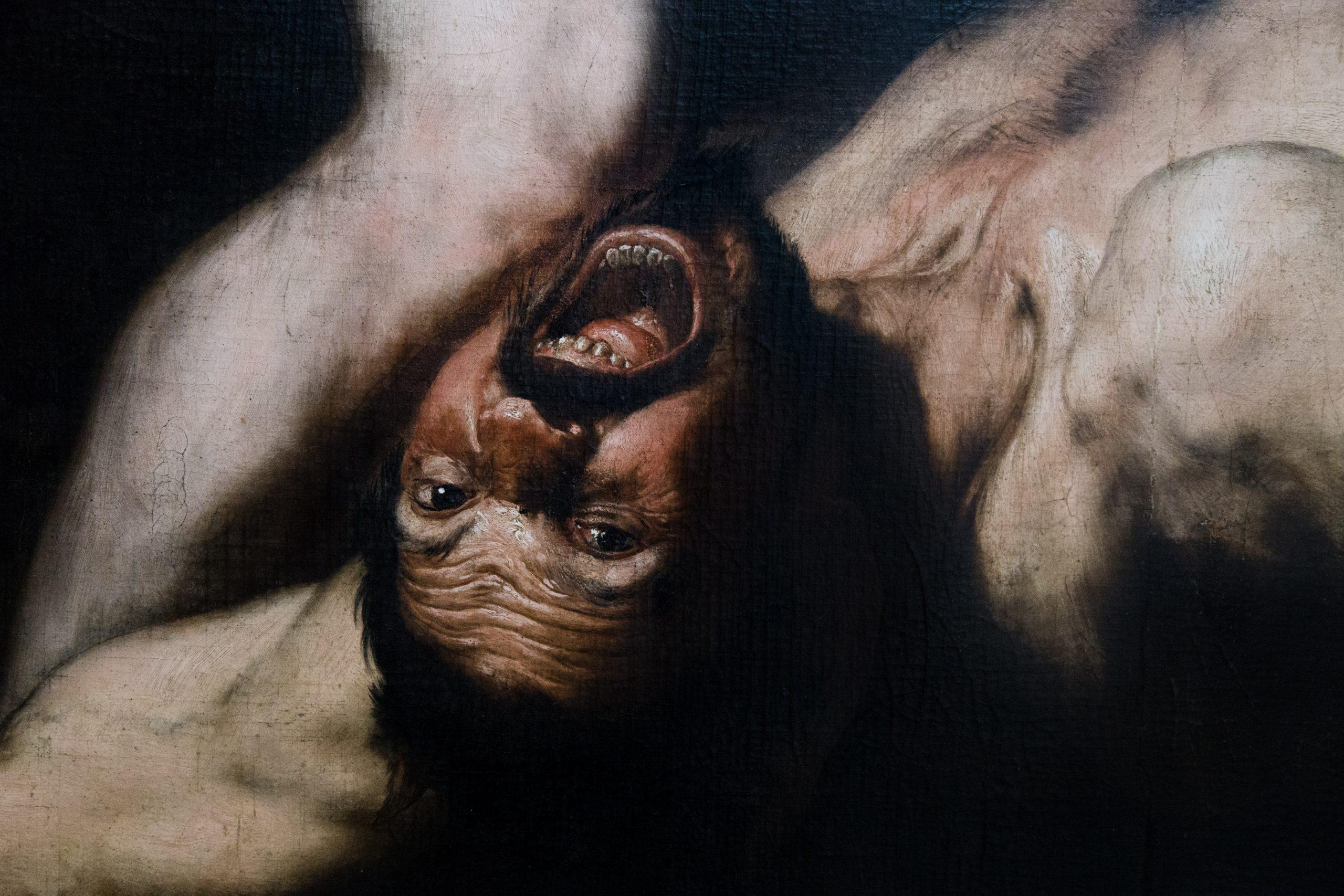 Fabian Fröhlich, Brüssel, Royal Museums of Fine Arts of Belgium, Jusepe de Ribera, Apollo and Marsyas