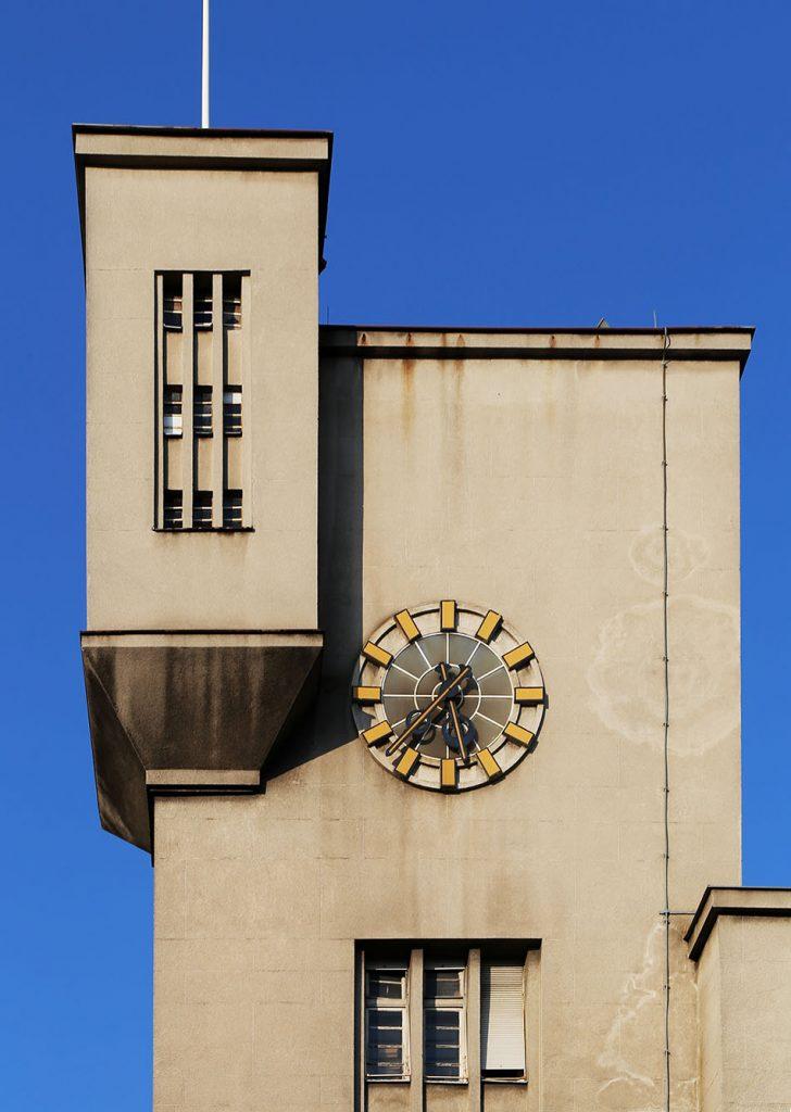 Fabian Fröhlich, Beograd, Haus der Veteranen