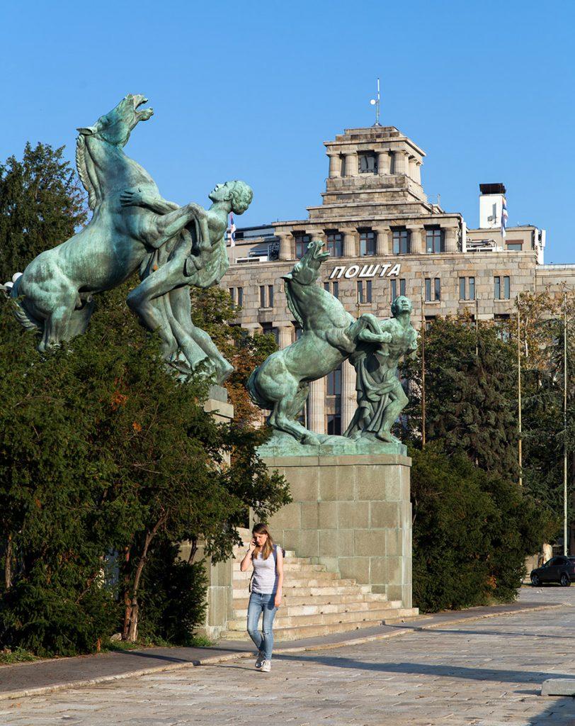 Fabian Fröhlich, Beograd, Ustavni sud, Haus der Nationalversammlung der Republik Serbien