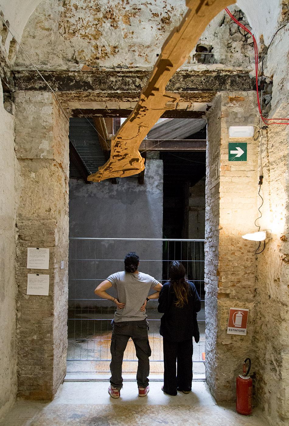 Fabian Fröhlich, Palermo, Manifesta 12, Palazzo Costantino (Roberto Collovà, Giardino di giardini. Azioni sulla Costa Sud)