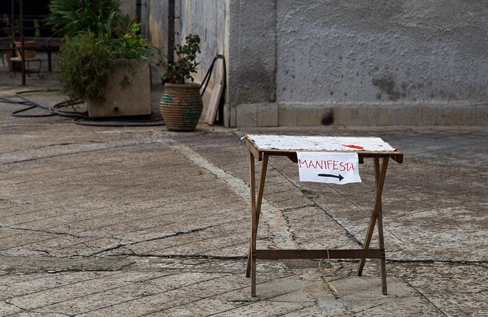"""Fabian Fröhlich, Palermo, Manifesta 12, La Fondazione """"Casa Lavoro e Preghiera"""" di Padre Messina"""