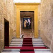 Fabian Fröhlich, Palermo, Palazzo dei Normanni, Filippo Paladini, Die verleumdung des Petrus