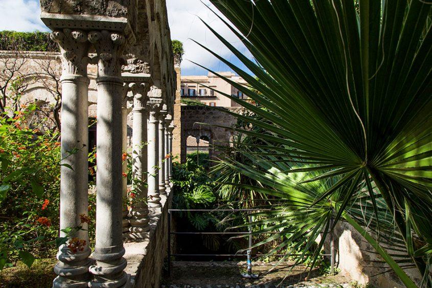 Fabian Fröhlich, Palermo, San Giovanni degli Eremiti