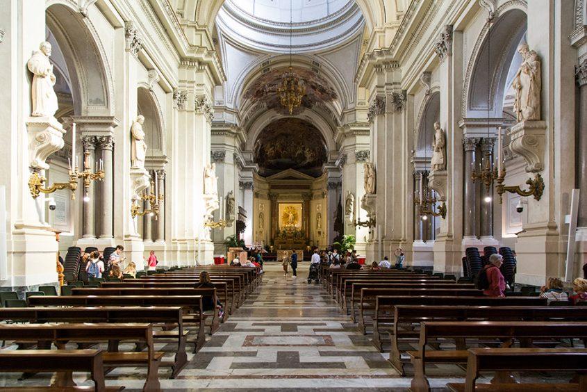 Fabian Fröhlich, Palermo, Cattedrale di Palermo