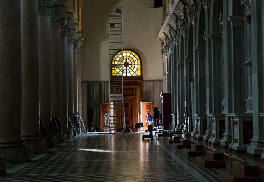 Fabian Fröhlich, Duomo di Messina