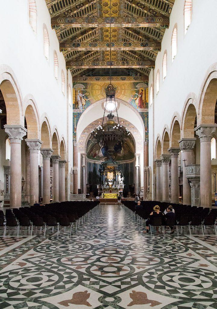 Fabian Fröhlich, Messina, Duomo di Messina