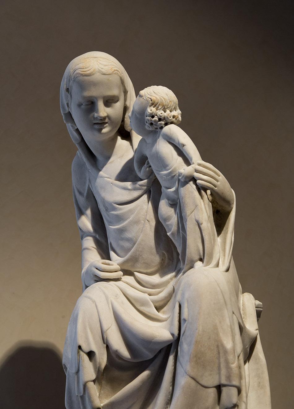 Fabian Fröhlich, Museo Regionale di Messina; Goro di Gregorio, Madonna degli Storpi