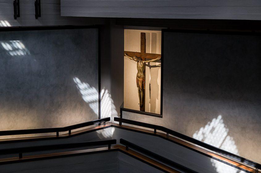 Fabian Fröhlich, Messina, Crucifix