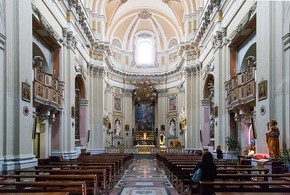 Fabian Fröhlich, Palermo, Santa Teresa alla Kalsa