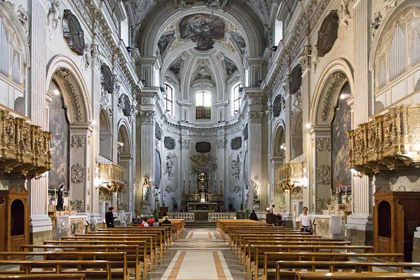 Fabian Fröhlich, Palermo, Chiesa di Santa Maria della Pietà