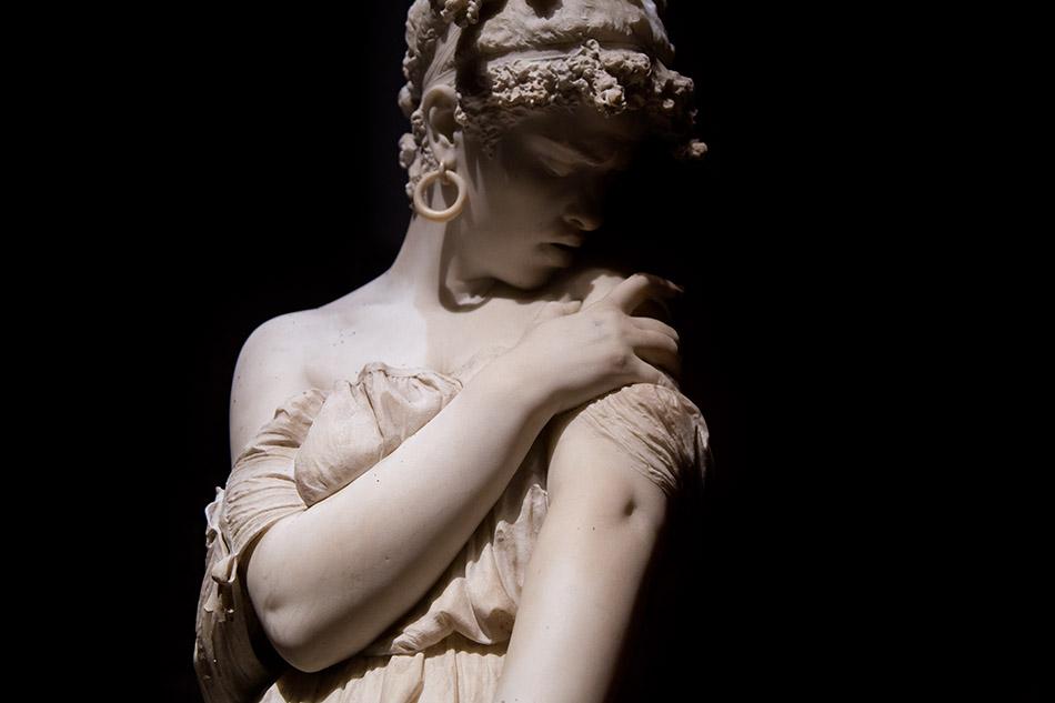 Fabian Fröhlich, Palermo, Galleria d'Arte Moderna; Alessandro Rondoni, Syra