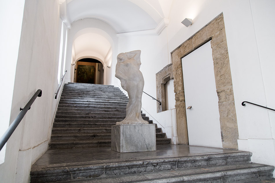 Fabian Fröhlich, Palermo, Galleria d'Arte Moderna