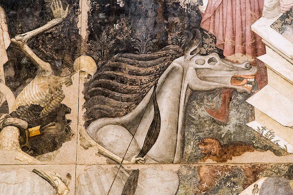 Fabian Fröhlich, Palermo, Il Trionfo della Morte