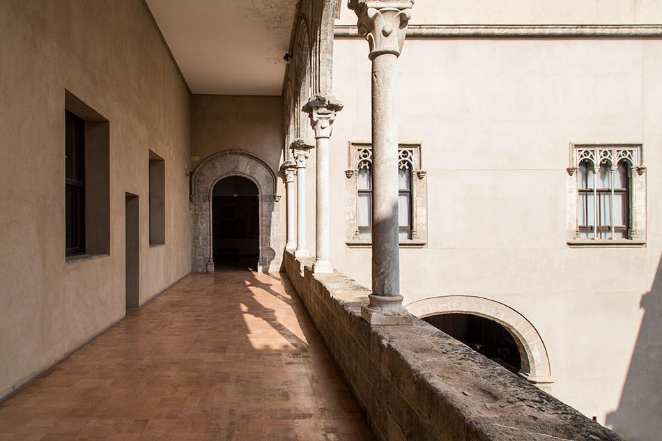 Fabian Fröhlich, Palermo, Galleria Regionale di Sicilia, Palazzo Abatellis / Galleria Regionale di Sicilia