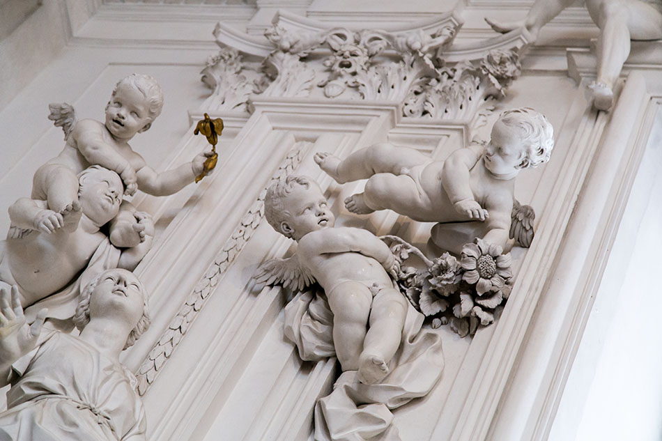 Fabian Fröhlich, Palermo, Oratorio di San Lorenzo , Serpotta