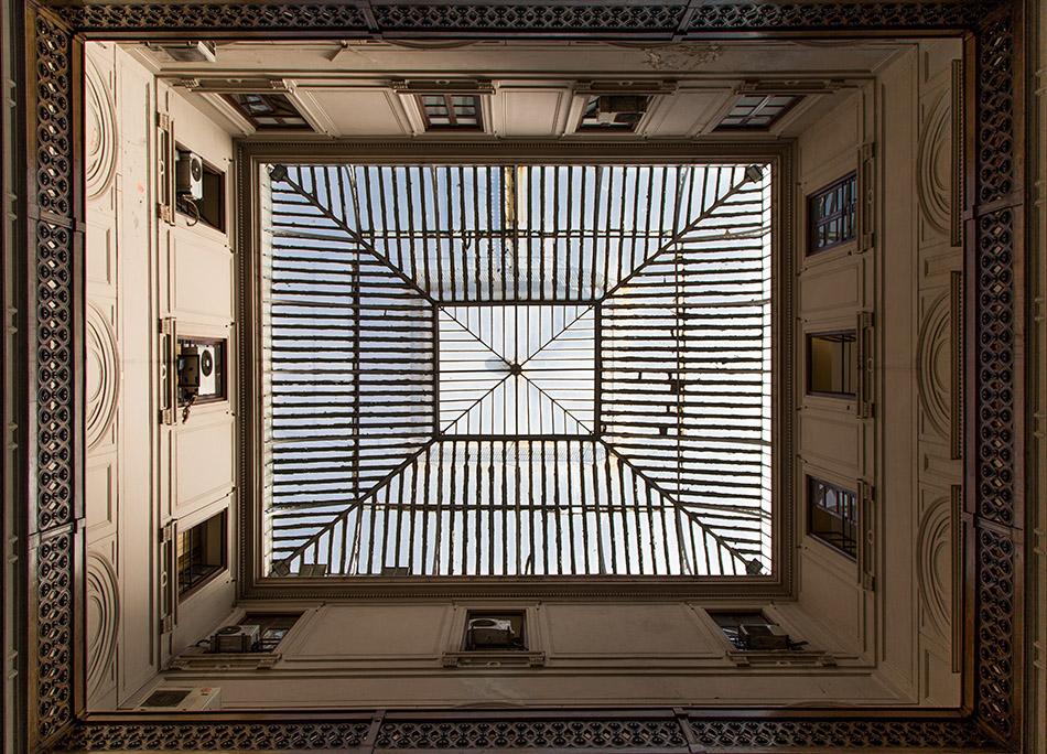 Fabian Fröhlich, Palermo, Palazzo Pretorio