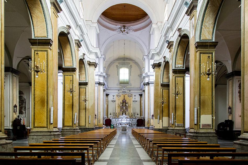 Fabian Fröhlich, Palermo, San Nicola da Tolentino