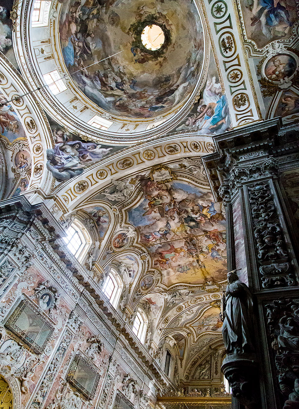 Fabian Fröhlich, Palermo, Chiesa di Santa Caterina d'Alessandria