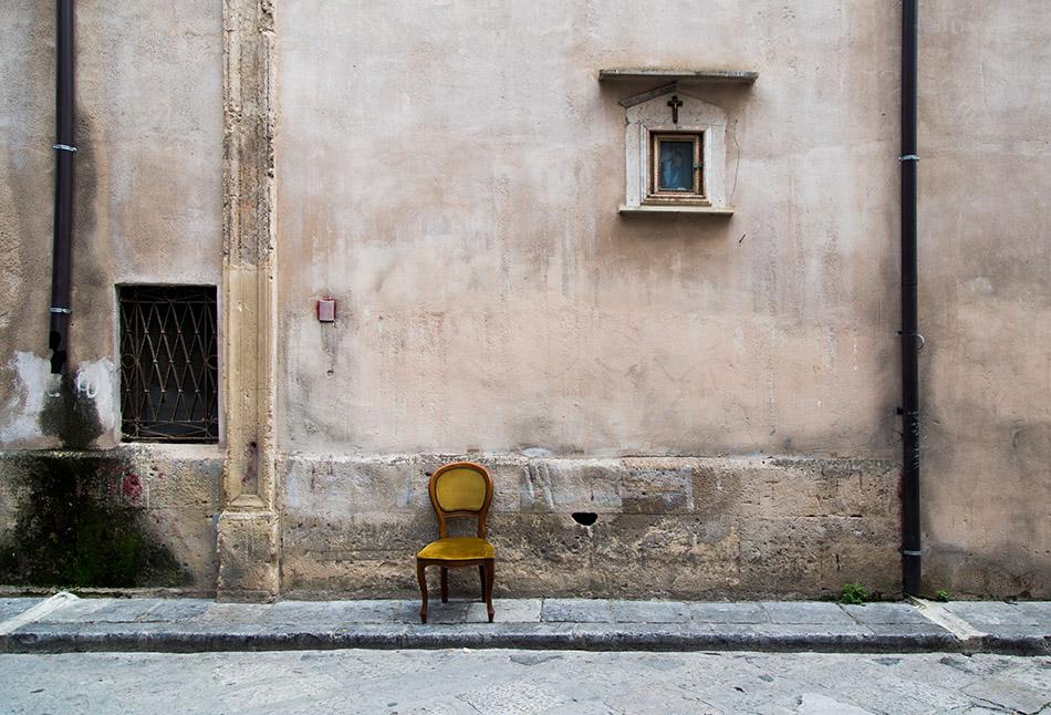 Fabian Fröhlich, Palermo, Via Alloro