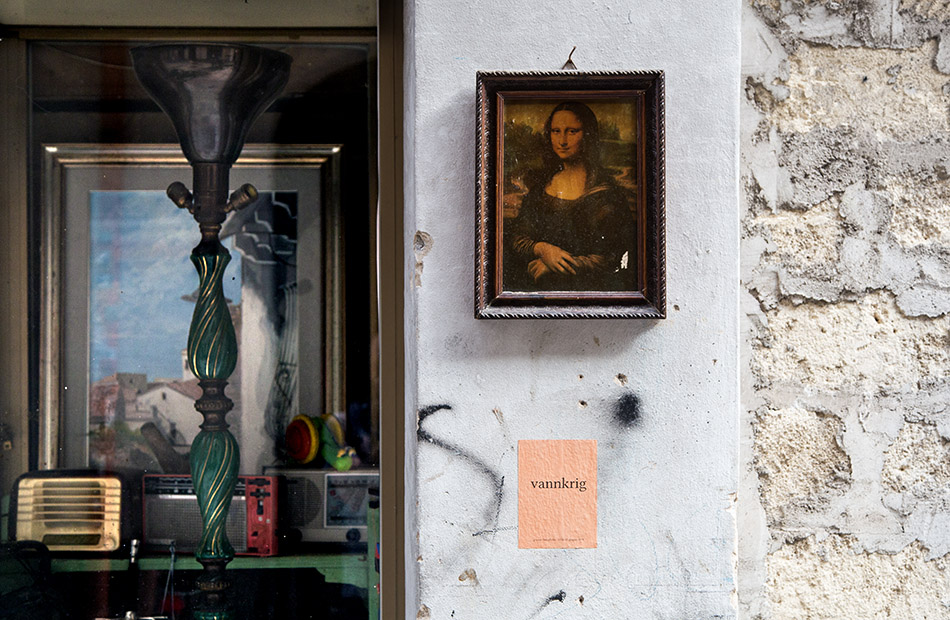 Fabian Fröhlich, Palermo, Via Aragona