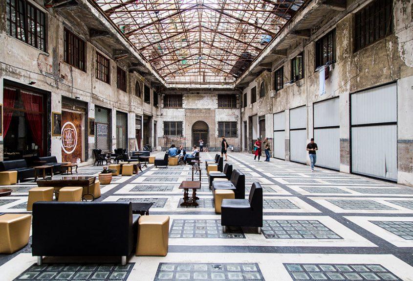 Fabian Fröhlich, Palermo, Galleria delle Vittorie