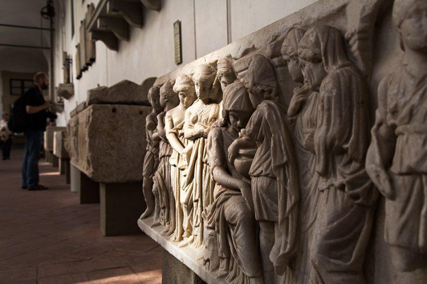 Fabian Fröhlich, Palermo, Museo archeologico regionale di Palermo, Sarcophagus
