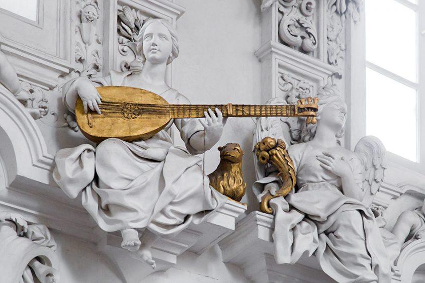 Fabian Fröhlich, Palermo, Oratorio del Rosario di Santa Cita, Giacomo Serpotta