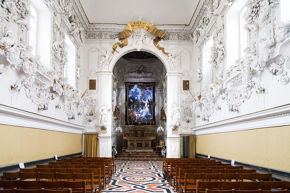 Fabian Fröhlich, Palermo, Oratorio del Rosario di Santa Cita